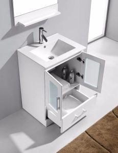 Neues heißes, 24  gesundheitlichen Ware-Badezimmer-Schrank verkaufend
