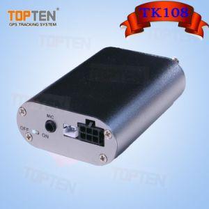 Fácil de instalar Mini GPS Tracker con valla de Geo Tk108-EZ
