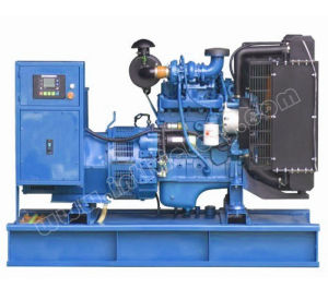 34kw Open Type Diesel Generator with Weifang Tianhe for Home & Commercial Uses