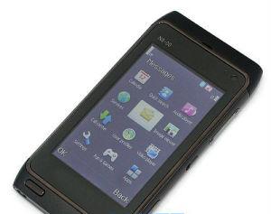 Mobile N8-00 com Palayer Quadband e MP4