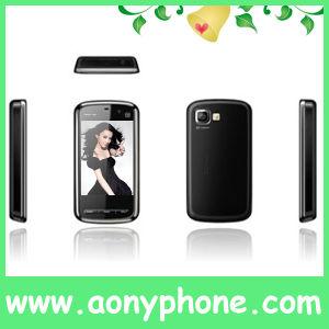 Mobiltelefon mit Quadband Fernsehapparat (Aony-W5230)