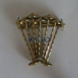 루핑 Nails Yellow Galvanized 9g