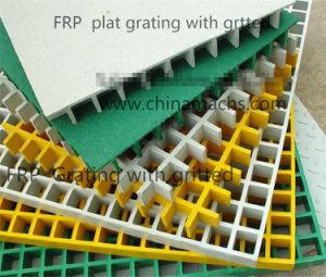 FRP Grating en GRP Pultruded Grating en FRP Pultrusion&Pultrded Profile Steel Bar Grating