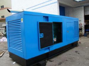 A Cummins acústica silenciosa do conjunto de geradores diesel 13KVA-1560KVA (KHG)