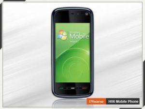 GPS van Windows Mobile Telefoon (H06 Specificatie)