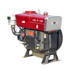 15HP Water Cooled Single Cylinder Diesel Engine (ZS1100)