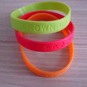 PVC 3D Design Wristband (ASNY-WB-TM-114)