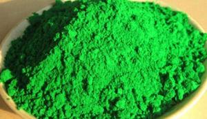 Groene het Oxyde van het Chroom van de Hoge Zuiverheid van de Prijs van de Bodem van 99% (Cr2O3)