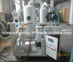 Zhongneng residuos de vacío de la máquina del filtrado de aceite del transformador