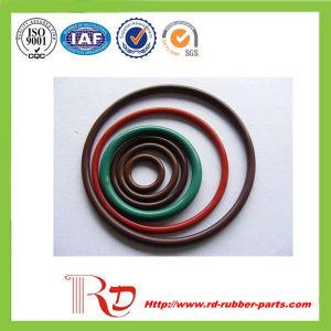 Hitzebeständigkeit-elastischer heißer Verkaufs-Gummio-ringe in FKM