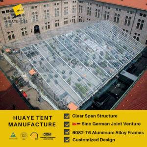 Deutsches Qualitätshochzeits-Mitte-Zelt für Verkauf (hy523b)