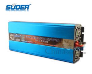격자 48V 220V 순수한 사인 파동 변환장치 (FPC-3000F) 떨어져 Suoer 3000W