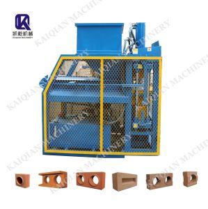 De moderne Baksteen die van de Klei van de Oven van de Tunnel van de Technologie tot In brand gestoken het Maken van de Baksteen van de Klei Machine maken Mini het Maken van de Baksteen van de Klei Machine