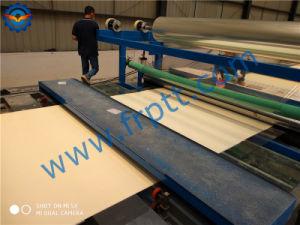 Tiantuo Faser-glasverstärktes Gel-Mantel-Ebenen-Panel, das Maschine herstellt
