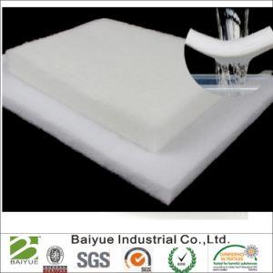 Het geschroeide Polyester Gevoelde Blad van de Stof van de Media van de Filter 1 Micron