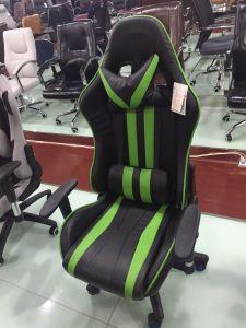 シートの賭博の椅子の革オフィスの椅子を競争させる現代デザイン