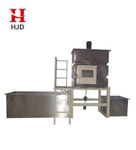 Máquina de tratamiento de aguas residuales de acero inoxidable