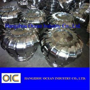 Het Ventilator van de Turbine van het Dak van het aluminium en van het Roestvrij staal
