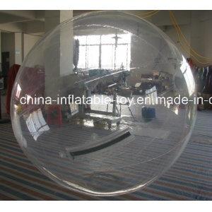 ショー/FassionのためのPVC透明の膨脹可能な球の作られる