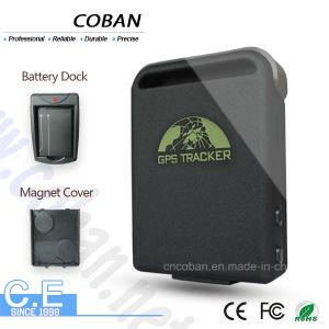 GPS Tracker Tk102 puede soportar activo de la plataforma número IMEI