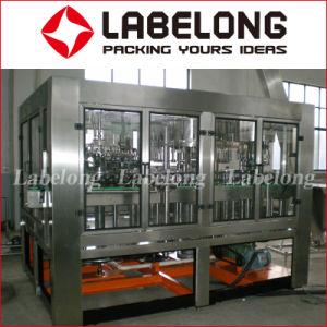 안정되어 있는 탄산 청량 음료 충전물 기계