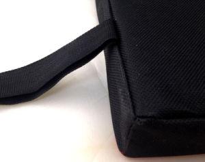Coussin de siège extérieur à 2 panneaux pliable