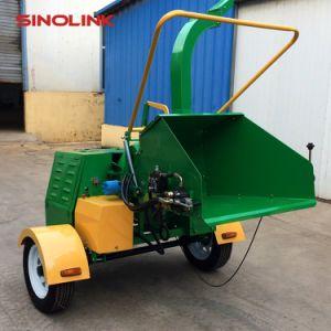 産業Dwc 22HP ATVのディーゼル機関の木製のシュレッダーの砕木機