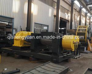 Esportazione della macchina del frantoio del pneumatico Xkp-560 in Lituania