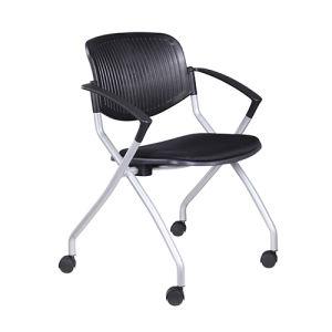 現代プラスチック執行部の会合の折るトレーニングの椅子(FS-3139-1)