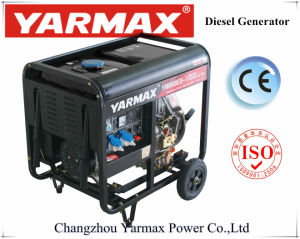 Yarmax 3kVA sondern Zylinder-geöffneten Typen Eb--IChserien-Diesel-Generator aus