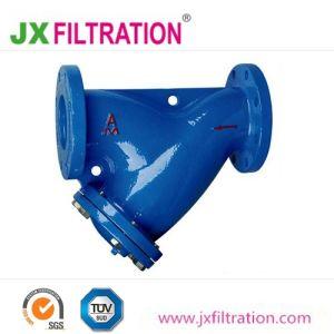 A extremidade flangeada tipo Y Filtro de Água