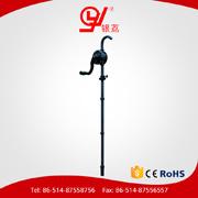 CH8016 PPS 플라스틱 손 회전하는 Adblue 화학 액체 펌프