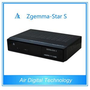 放送装置TVのデコーダーDVB S2&SのZgemma星S