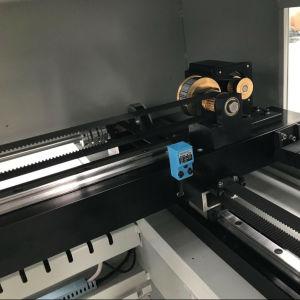 CNCの自動制御小型二酸化炭素レーザーの切断の彫版装置の製造