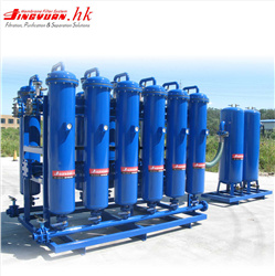 Separatore di acqua diesel del combustibile del filtrante di alta qualità Manufacters