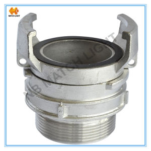En 14420-8/NF E29-572 Fire Hose Coupling di Stainles Steel