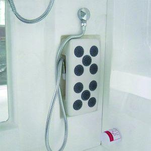 Multifunción vapor y ducha con hidromasaje (M-8214)