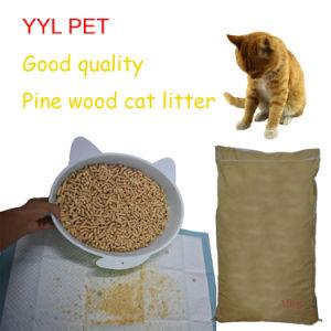 高品質のマツ木キャットリター(YYLP01)