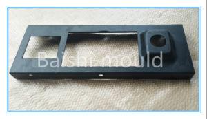 型を押す金属板のヒーター