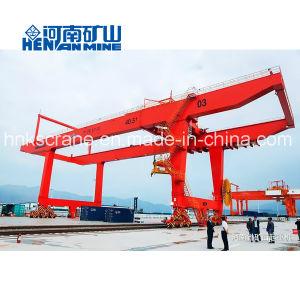 40 toneladas de 50 toneladas de Puerto de Servicio Pesado grúas de contenedores