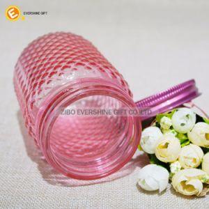 [430مل] يزيّن شراب بناءة تخزين زجاج مرطبان