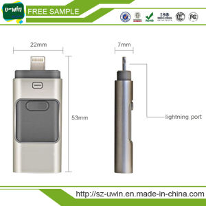64ГБ флэш-накопитель USB OTG для Android и iPhone