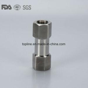 Valvola di ritenuta ad alta pressione dell'acciaio inossidabile con l'estremità della femmina del NPT