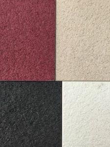 床および壁の装飾のための結晶させたガラスタイルの砂の送風