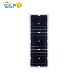 1つの太陽LEDの街灯20Wの2018熱い販売の高い発電すべて