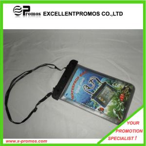 Sacco impermeabile del telefono mobile del PVC di promozione (EP-H9167)