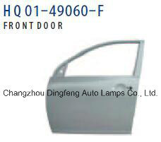 自動車または車のヒュンダイのアクセント青いSolarisのごまかしクライスラ態度76003-/76004-のための前部後部ドアのパネル