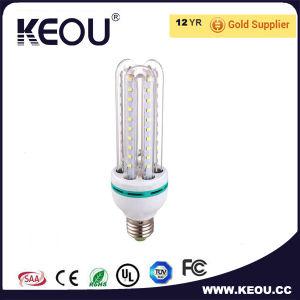 Transparente/borrar/Mate/cubierta de la lechosa de maíz de la luz de lámpara LED
