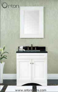 Таиланд дуба туалетный столик в ванной комнате кабинета с природного камня из черного мрамора