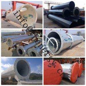 China hizo 60 kw en la red eléctrica del sistema generador de turbina de viento